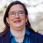 Portrait photo of Jeanine Williamson, new Veterinary Medicine Liaison Librarian