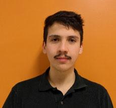 Francisco Leyva-Gutierrez, PhD student, UTIA, Food Science