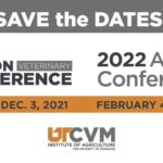 Save the date card for Henton Continuing Education Conference and Annual Conference