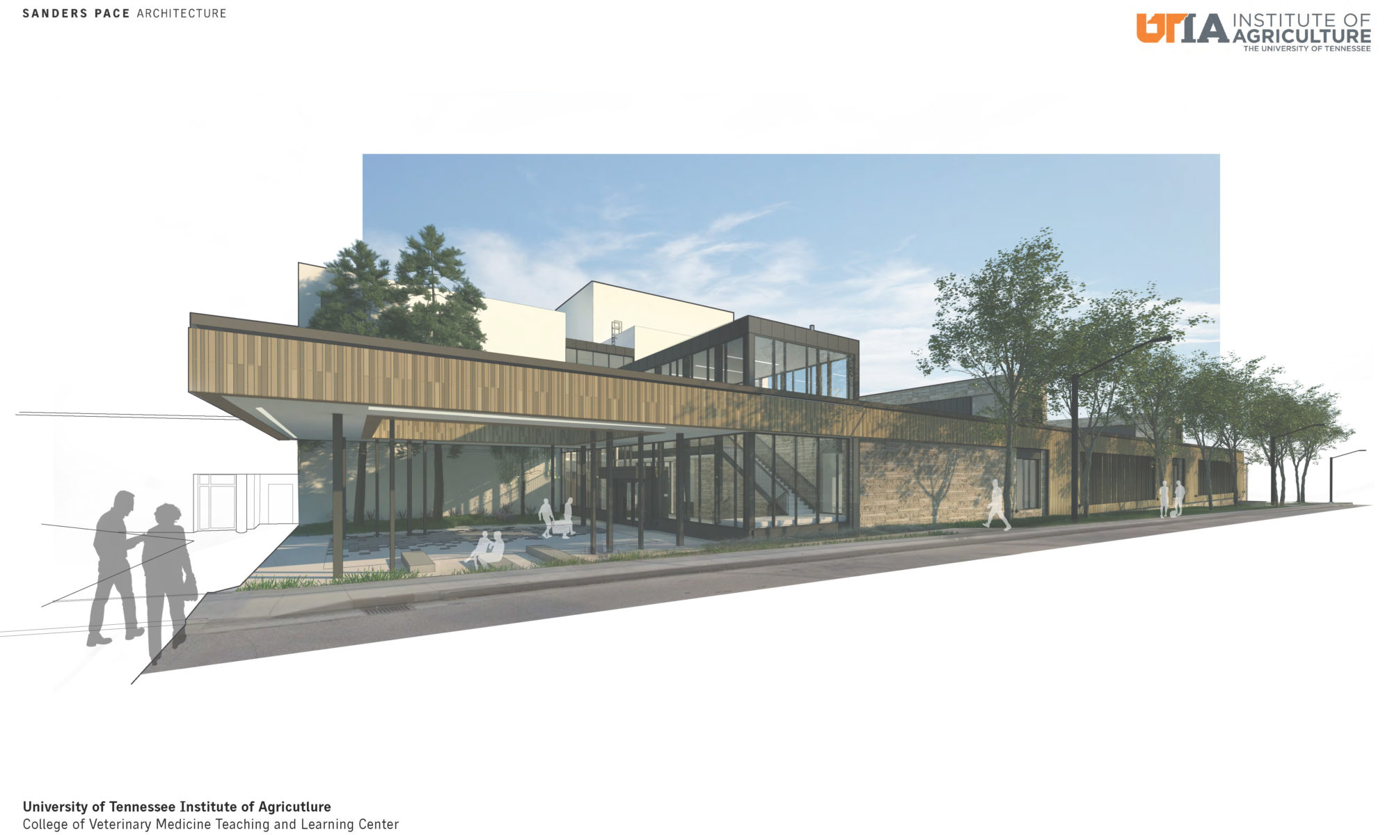 TLC Architect rendering
