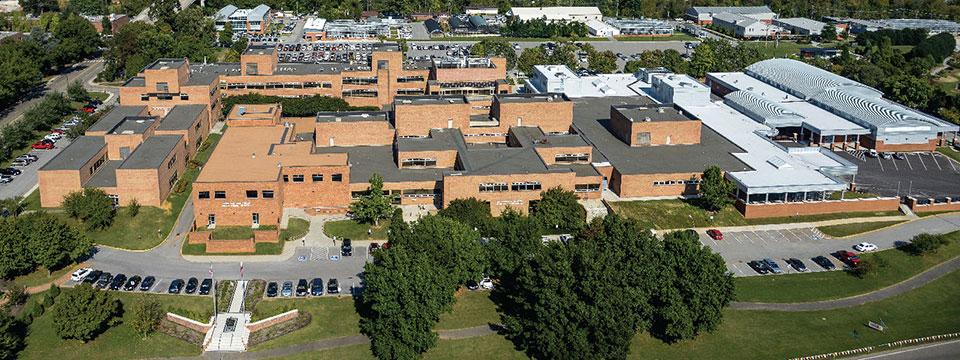 UTCVM Aerial photo